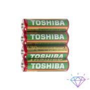 Батарейки Toshiba R 6 (1)