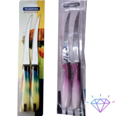 Ножи Tramontina 12 PC пилочка 1