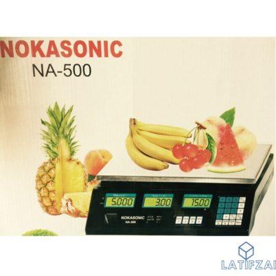 Весы торговые электронные Nokasonic NA-500