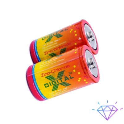 Батарейка X-Digital R20
