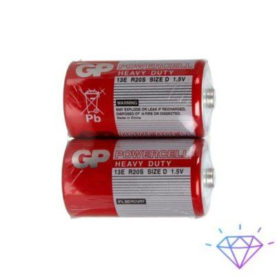 Батарейки GP Powercell R 201 (1)