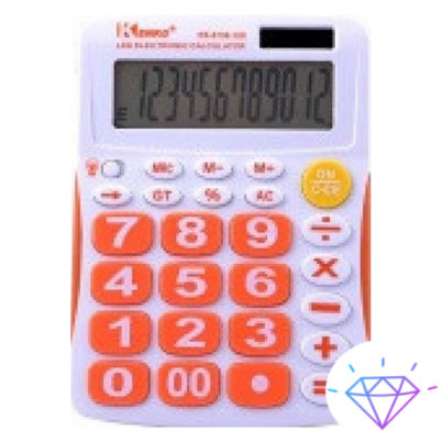 Калькулятор KENKO KK-9136-12 (1)