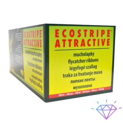 Липкая лента от мух Ecostripe