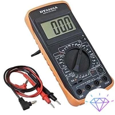Мультиметр DT9205A (1)