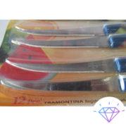 Набор кухонных ножей Tramontina 12 штук оптом в Украине в Одессе на 7 км 1 (1)