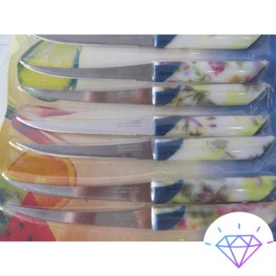 Набор кухонных ножей Tramontina 12 штук оптом в Украине в Одессе на 7 км 2 (1)