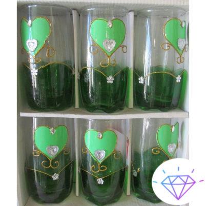 Набор стаканов с рисунком 1 (1)
