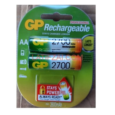 Аккумулятор GP 2700 mAh, AA.