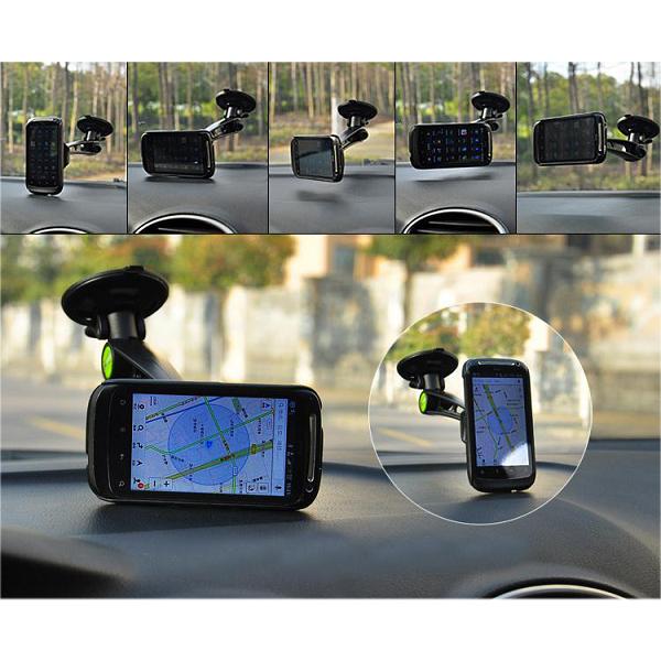 GripGo - универсальный автомобильный держатель