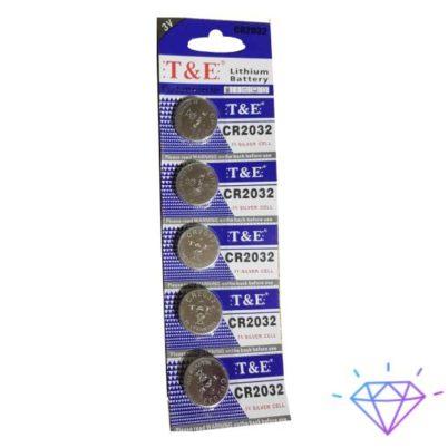 Батарейки Titanum CR2032