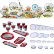 Пластиковая (меламиновая) посуда