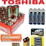 Батарейки-Toshiba