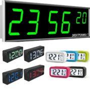 Часы электронные-цифровые