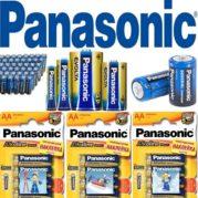 Батарейки-Panasonic