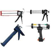 Пистолеты для герметика и силикона