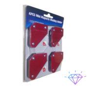 Набор Магнитный держатель для сварочных работ 4 штук (1)