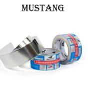Алюминиевая клейкая лента mustang