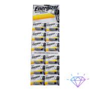 Батарейки Energaizer Alraline powar AA LR6 листовый по 10 штук в листе оптом в Украине в Одессе на 7км