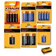 Батарейки-Kodak