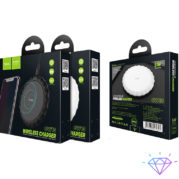 Hoco CW13 Wireless Charger 2А Black