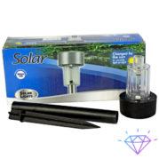 Подсветка дорожки на солнечных батареях, 34 см, фото 3