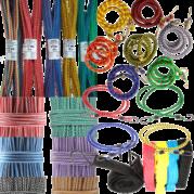 шнуры-веревки